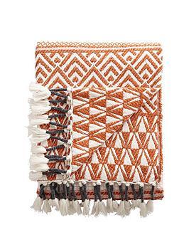 Cascade Home Cascade Home Aztec Throw Picture