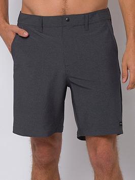 Animal Animal Darwin Twill Shorts - Asphalt Grey Picture