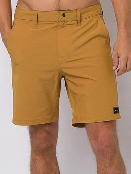 Animal Animal Darwin Twill Shorts - Mustard Picture