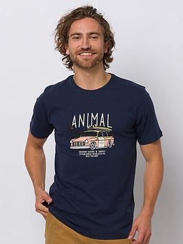 Animal Animal Trip Graphic T-Shirt Picture