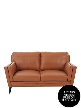 lincolnnbspleathernbsp2-seater-sofa