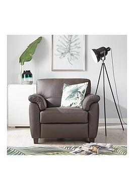 Very  Arizona Leather Armchair