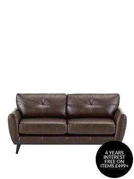 boston-leathernbsp3-seater-sofa