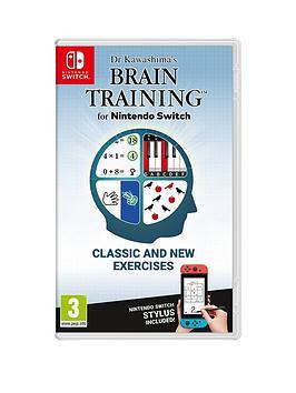 Nintendo Switch Nintendo Switch Dr Kawashima'S Brain Training Picture