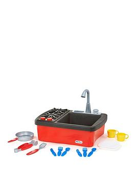 Little Tikes Little Tikes Splish Splash Sink & Stove Picture