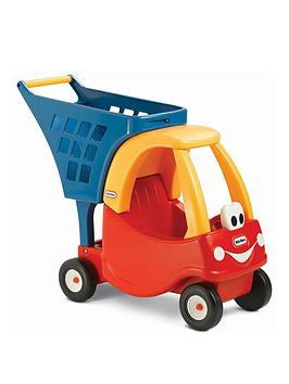 Little Tikes Little Tikes Cozy Coupe Shopping Cart Picture