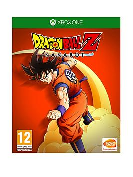 Xbox One Xbox One Dragon Ball Z: Kakarot Picture
