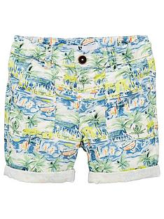 v-by-very-boys-palm-print-woven-short-multi