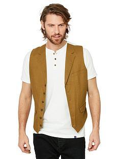 joe-browns-work-hard-play-hard-waistcoat-tan