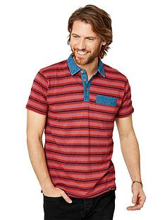 joe-browns-ready-to-relax-polo-shirt-red