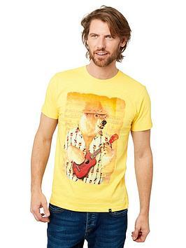 Joe Browns Joe Browns Got The Vibes Short Sleeve T-Shirt - Yellow Picture