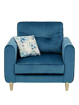 Very Picadilly Fabric Armchair Picture