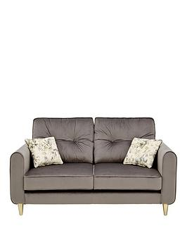 Very Picadilly Fabric 2 Seater Sofa Picture