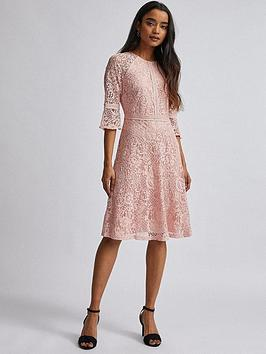 dorothy-perkins-petite-blush-tilly-dress