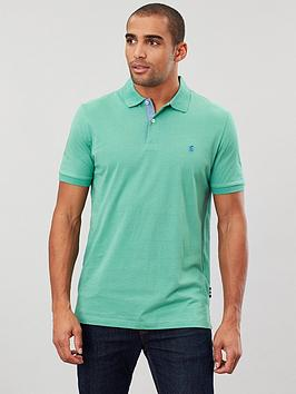 Joules Joules Jersey Polo Shirt - Green Picture