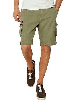 Joe Browns Joe Browns Happy Days Shorts - Khaki Picture
