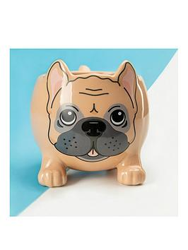 Very Frenchie Shaped Mug Picture