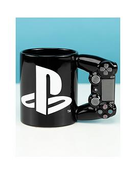 Playstation Playstation 4Th Gen Controller Mug Picture