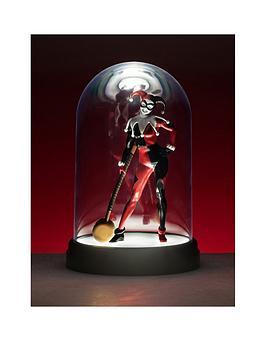 DC Comics Dc Comics Harley Quinn Bell Jar Light Picture