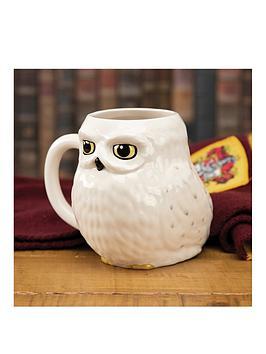 Harry Potter Harry Potter Hedwig Shaped Mug Picture