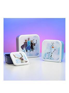 Disney Frozen Disney Frozen Frozen 2 Snack Boxes Picture