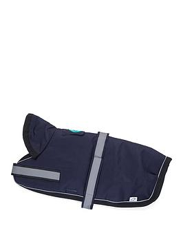 Zoon Zoon Uber-Activ Navy Waterproof Comfort Coat - 35Cm - Medium Picture