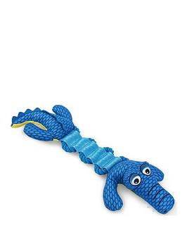 Zoon   Dura-Croc Dog Toy