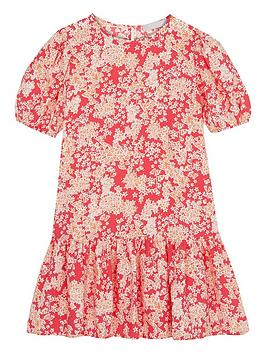 Mintie by Mint Velvet Mintie By Mint Velvet Girls Millie Floral Woven  ... Picture