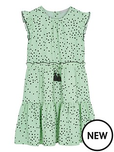 mintie-by-mint-velvet-girls-lila-green-spot-dress-green