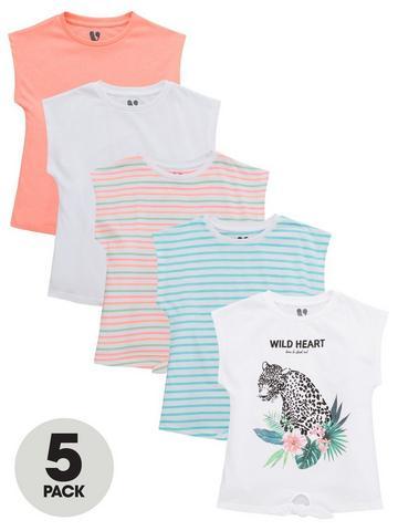 Maylife Little Girls Kids Toddler Long Sleeve Soild Color Slim Warmth Tops T-Shirt Blouse