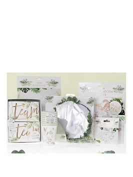 Ginger Ray Ginger Ray Botanical Hen Party Bundle Picture
