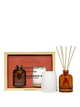 Very 100G Candle & 50Ml Reed Diffuser Set - Uplift Picture