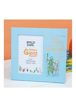 Very Roald Dahl James & The Giant Peach Photo Frame Picture