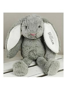 personalised-plush-bunny