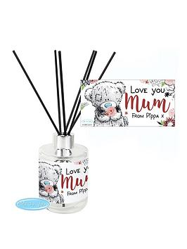 "Personalised Me To You ""Love You Mum"" Diffuser"