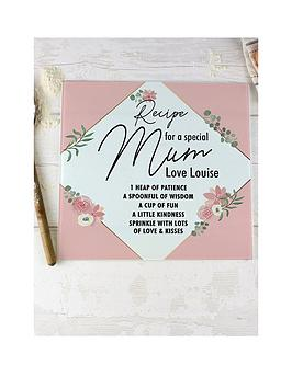 personalised-recipe-for-a-special-mum-glass-chopping-board