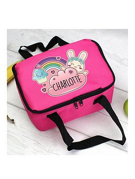 Very Personalised Kuwai Bunny Lunch Bag Picture