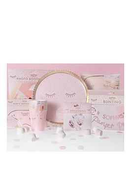 Ginger Ray Ginger Ray Birthday Pamper Party Bundle Picture
