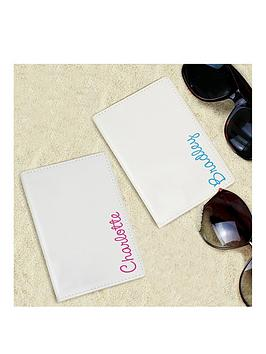 Very  Personalised Island Passport Holder