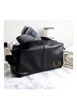 Very  Personalised Initials Wash Bag