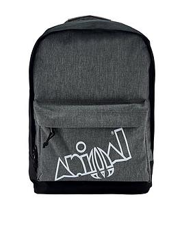 Animal   Cayo Backpack - Grey