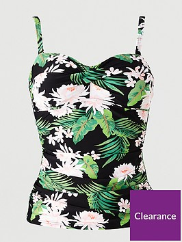 v-by-very-shapewear-twist-front-tankini-top-tropical