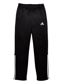 Adidas Adidas Youth Regista Tracksuit Bottoms - Black Picture