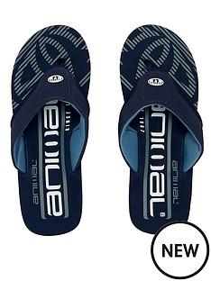 animal-jekyl-logo-too-flip-flops-indigo-blue