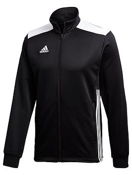 Adidas Adidas Regista Tracksuit Top - Black Picture