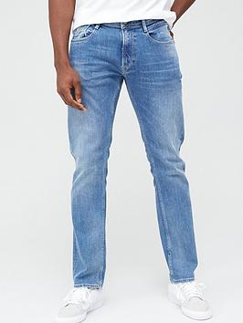 Replay Replay Rocco Stretch Comfort Fit Jeans - Mid Blue Picture