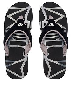 animal-bazil-logo-flip-flops-black