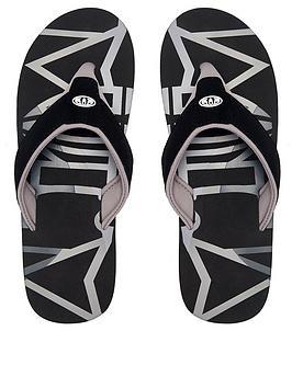 animal-bazil-logo-flip-flops-black