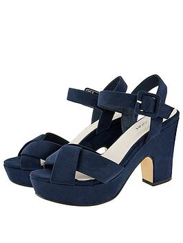 Monsoon Monsoon Polly Platform Occasion Sandal Picture