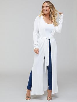 kate-ferdinand-longline-knitted-cardigan-white